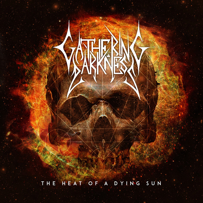 "GATHERING DARKNESS ""The Heat of a Dying Sun"" (NECRO 013)"