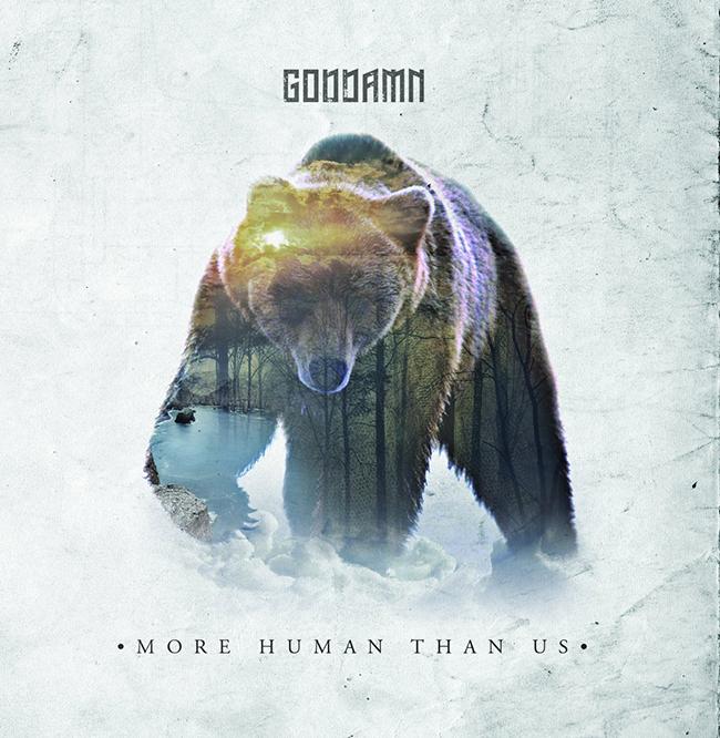 """GODDAMN """"More Human Than Us"""" (NECRO 008)"""