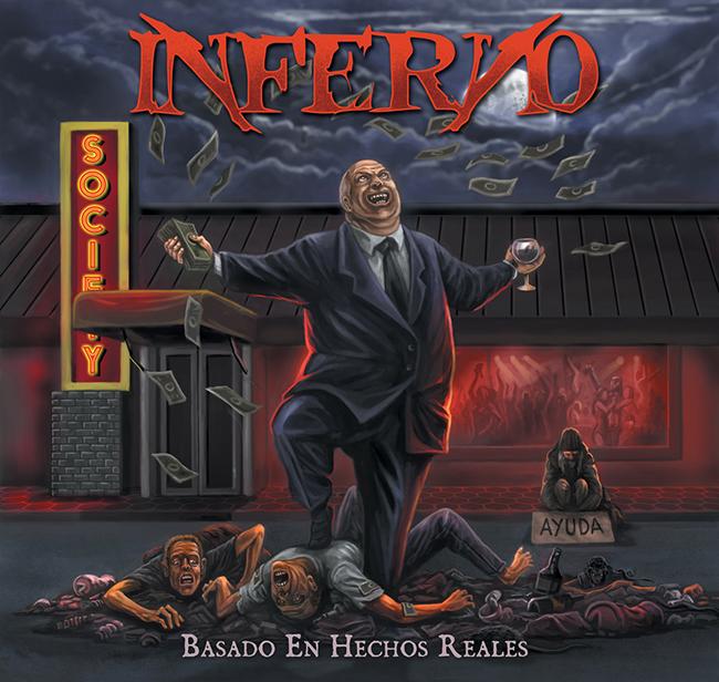 """INFERNO """"Basado en Hechos Reales"""" (NECRO 019)"""